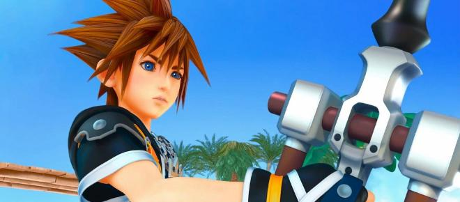 Leaked images from the 'Kingdom Hearts 3' Premiere Event have surfaced