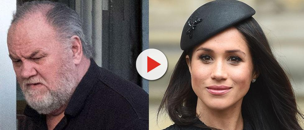 Meghan Markle's dad bows out of royal wedding attendance out of embarrassment