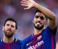 Lionel Messi e Suárez vão ter nova companhia