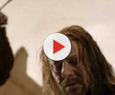 Game of Thrones: Ned's last words. Screencap: OwlWhite87 via YouTube