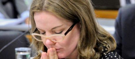 Senadora Gleisi Hoffmann pode se complicar em investigação da PF relacionada ao Ministério do Planejamento