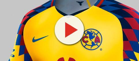 Filtran posible jersey del América para el Apertura 2018