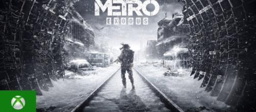 All Aboard the Post-Apocalyptic Train in the New Metro Exodus ... - xbox.com