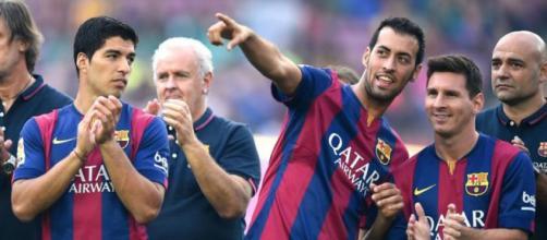 Busquets bemoans Messi injury | FourFourTwo - fourfourtwo.com