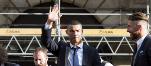 Cristiano Ronaldo e Ramos são muito próximos no Real