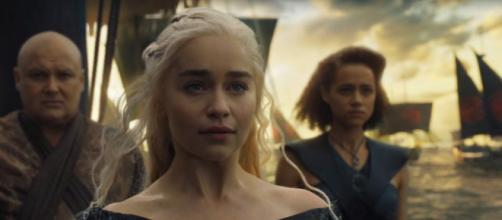 Daenerys Targaryen es la famosa madre de los Dragones