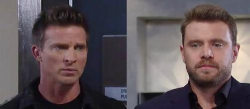 Drew's life may change with a new character coming to Port Charles. - [Image via ABC Soaps / YouTube screencap]