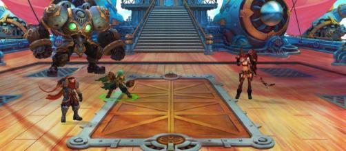 El RPG Battle Chasers: Nightwar estará disponible en Switch - Vandal - elespanol.com