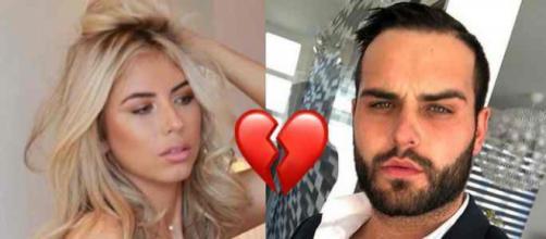 Entre Nikola Lozina et Dita Istrefi, c'est déjà la rupture !
