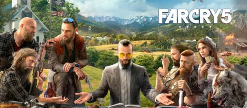 Far Cry 5 on PS4, Xbox One, PC | Ubisoft (US) - ubisoft.com