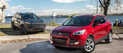 Fca e Ford appaiate nelle vendite- guideautoweb.com