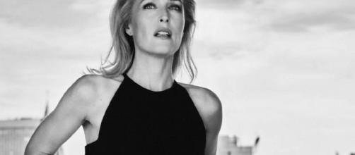 Gillian Anderson en un papel sexy