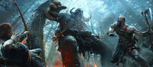 God of War para PS4: Amazon lista una edición coleccionista