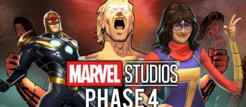 Hay nuevos héroes en la Fase 4 de Marvel Studios