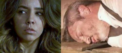 Il Segreto, trame Spagna: Emilia e Alfonso in pericolo di vita