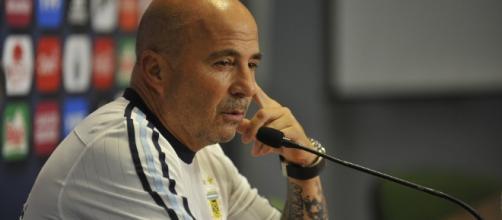 Jorge Sampaoli y la lista preliminar ... - clarin.com