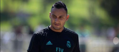"""Keylor Navas se encara con un crack del Real Madrid: """"¿¡Quién se ... - diariogol.com"""