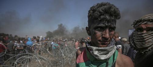 La ONU condena la muerte de decenas de manifestantes en la franja de Gaza