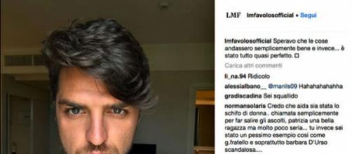 Luigi Favoloso e Nina Moric di nuovo insieme?