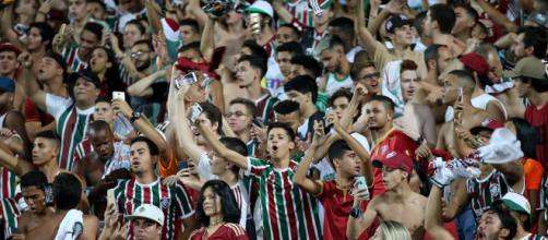 Maracanã cheio é a esperança do Fluminense para permanecer firme no Brasileirão (Foto: Globoesporte)