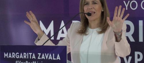 Margarita Zavala renuncia al Partido Acción Nacional| Sexenio - com.mx