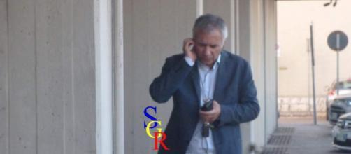 Mauro Meluso, diesse del Lecce. Foto concessa da Salento GialloRosso.