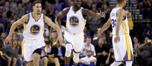 NBA : Golden State l'emporte face à Houston - blastingnews.com