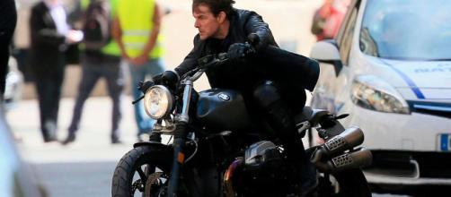 Nuevas imágenes del rodaje de Misión Imposible 6 con Tom Cruise