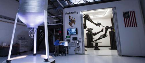 Relativity Space planea usar la impresión tridimensional para hacer un cohete en solo 60 días.