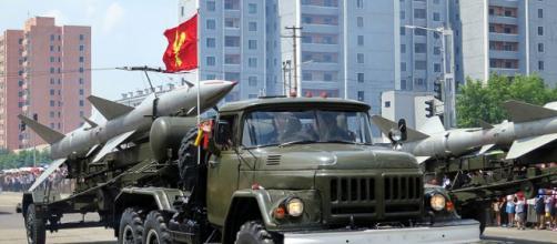 S-75 Dvina - North Korea Victory Day (Image credit – Stefan Krasowski, Wikimedia Commons)