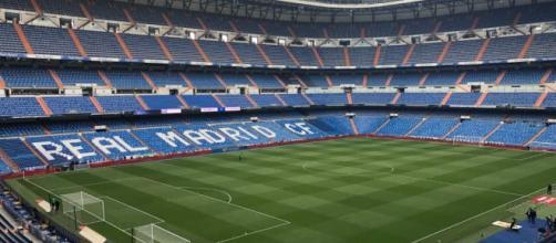 Stade du Réal de Madrid en Espagne (c) Mincom