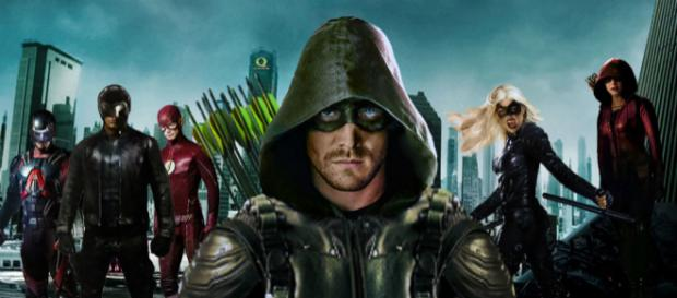 Team Arrow can't seem to catch a break. image credit- legendariummedia.com
