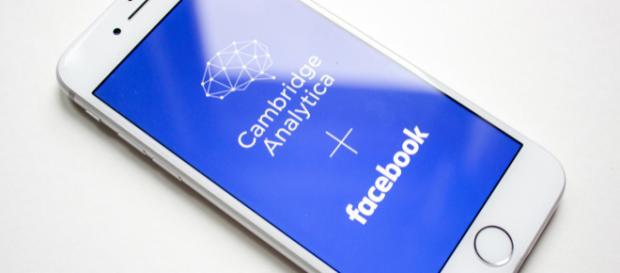 Cambridge Analytica Facebook. - [Book Catalog via Flickr]