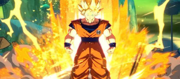 Descubre por qué Goku es rubio cuando se transforma en Súper Saiyajin