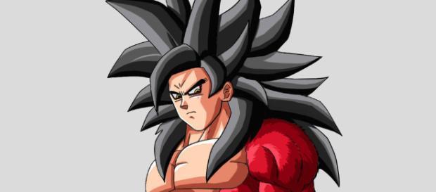 Goku Super Saiyan 4 Drawing at GetDrawings.com   Free for personal ... - getdrawings.com