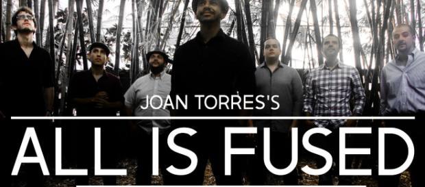 """Joan Torres's """"All Is Fused"""". Joan Torres, Sergio González, Gabriel Vicéns, Fernando García, Jonathan Suazo, Emanuel Rivera y Gerson Orjuela."""