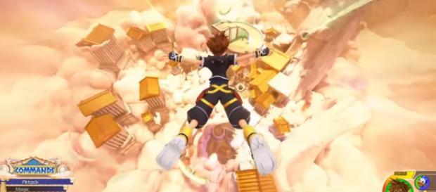 Kingdom Hearts 3 - Road to E3 2018 [Image Credit: IGN/YouTube screencap]