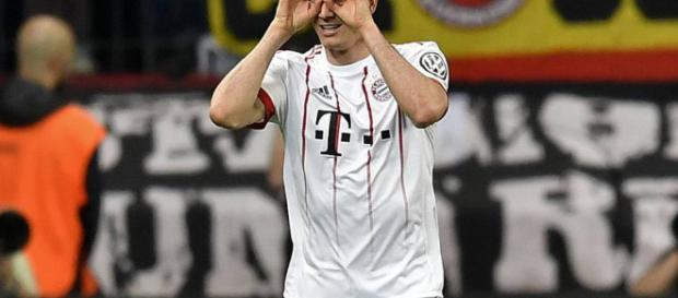Lewandowsky no pudiera ir al Madrid