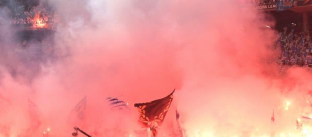 l'OM risque des sanctions après le match d'Europa League