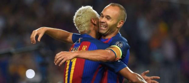 Mercato : L'incroyable aveu d'Iniesta sur Neymar et le Real Madrid !