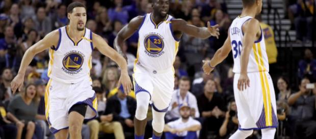 NBA : Golden State l'emporte face à Houston - blastingnews.com