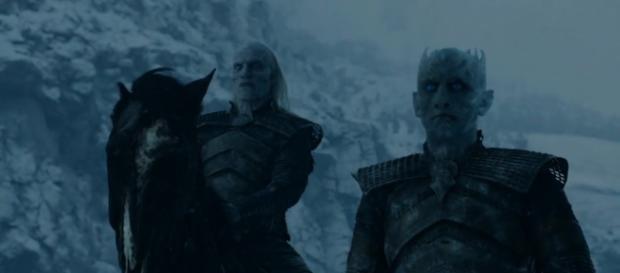 O Rei da Noite, principal antagonista de Game of Thrones