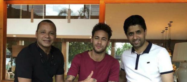 Real Madrid: Al Khelaifi, Neymar y la cena de la concordia | Marca.com - marca.com