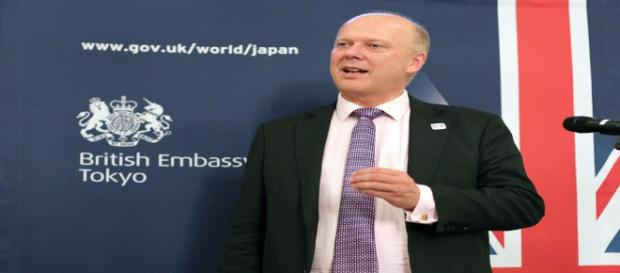 Secretary of State for Transport Chris Grayling meets with Japanese investors in Tokyo via flickr.com