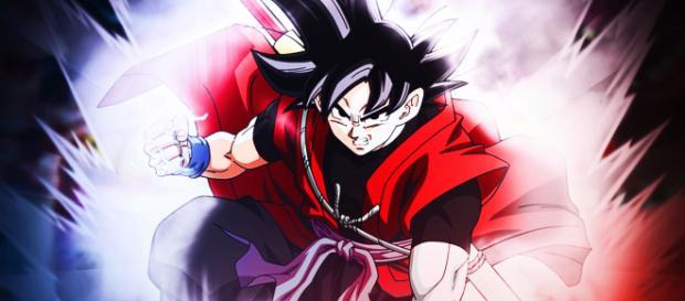 Son Goku aus Dragon Ball Heroes - wall.alphacoders.com