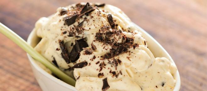 Summer Dessert Trend: Banana ice cream
