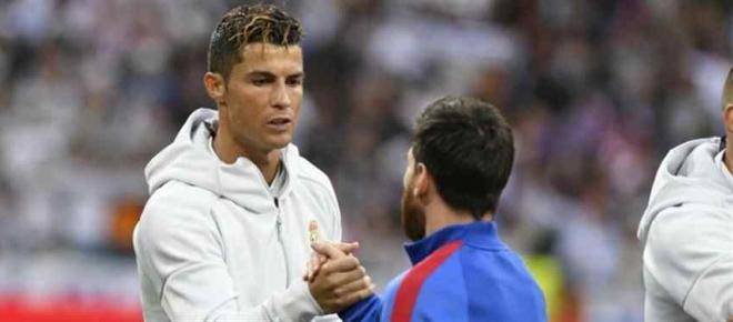 Cristiano Ronaldo sabe segredo sobre Messi: 'Não aguenta mais'