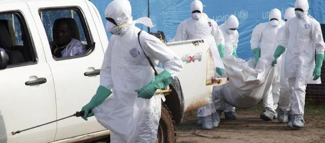 Ebola: Eine Krankheit frisst sich durch Afrika