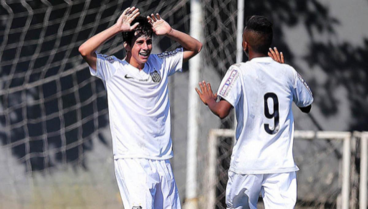 Jornal espanhol diz que santista joga mais que Vinícius Júnior 18df978a9487c