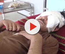 Paquistanês foi atacado pelos familiares